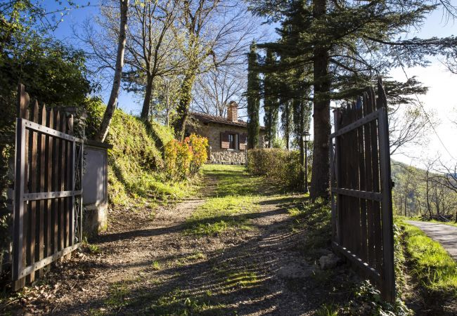 Casa rural en Loro Ciuffenna - Romantic Private Cottage in Tuscany