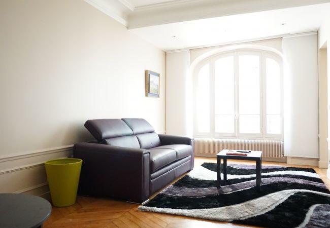 Apartamento en París - Apartamento de 1 dormitorios en Paris ville