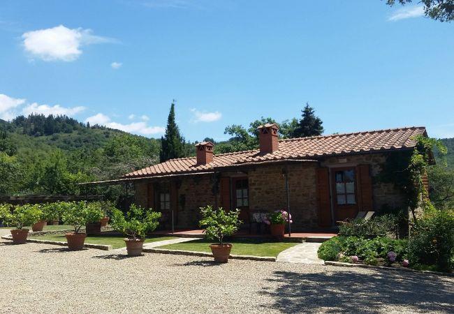 Apartamento en Loro Ciuffenna - Romantic Nest on Tuscany Hills
