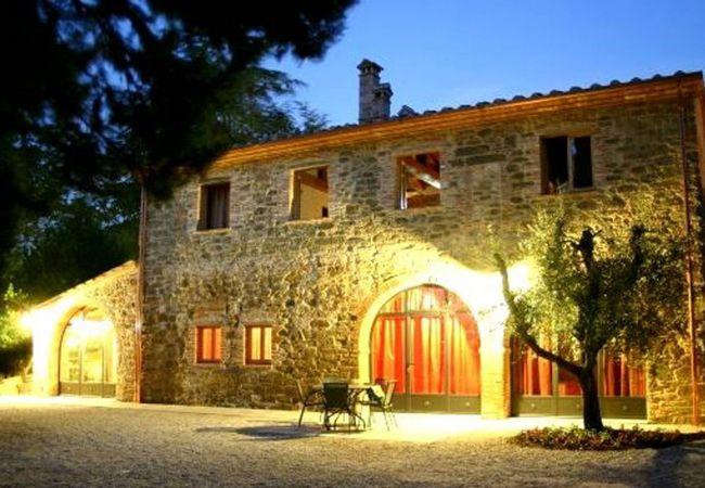 Apartamento en Monte San Savino - Apartamento de 1 dormitorios en Monte San Savino