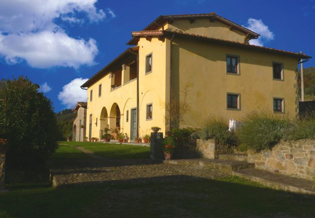 Apartamento en Loro Ciuffenna - Typical Tuscany, Privacy and Panorama