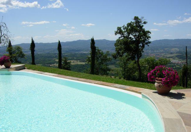 Apartamento en Loro Ciuffenna - Tuscan Sun and View