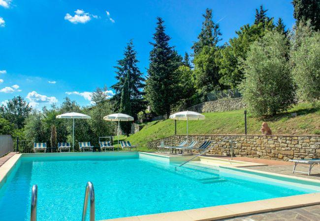 Apartamento en Reggello - La Madonna of Tuscany