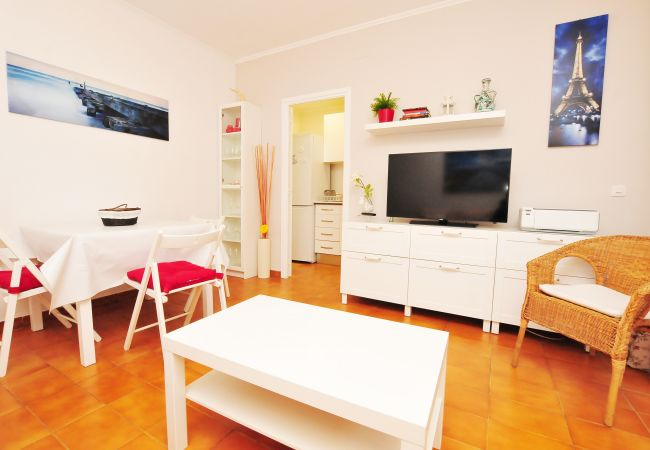 Apartamento en Calella - Apartamento para 4 personas a270 mde la playa