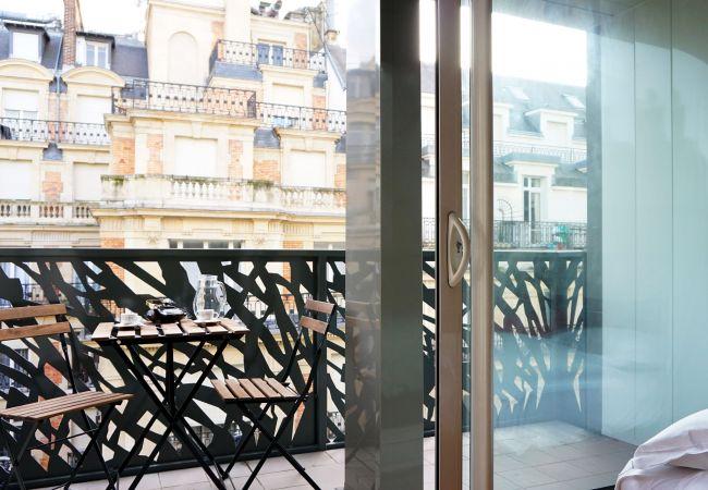 Estudio en París - Estudio de 1 dormitorios en Paris ville