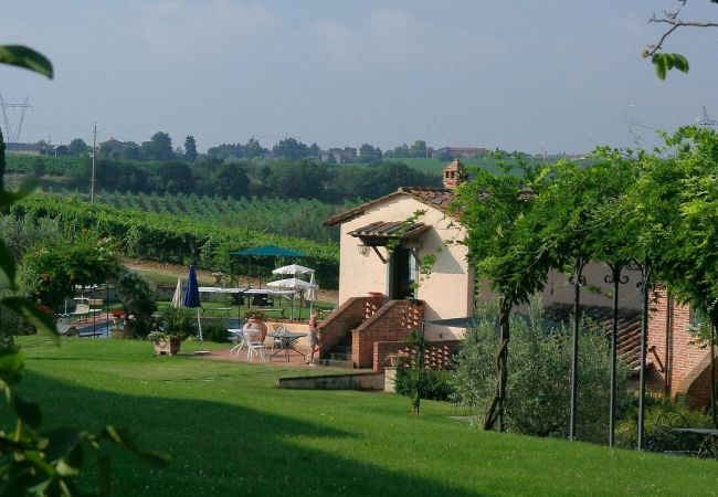 Apartamento en Montepulciano - Romantic Tuscany for two at Roses