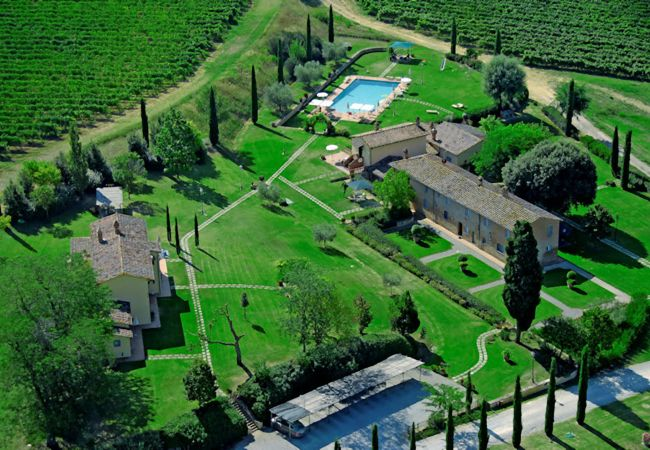 Apartamento en Montepulciano - Tuscany Home at Ulivi for 4 to 6