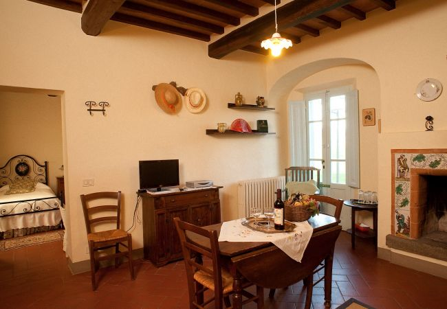 Apartamento en Montepulciano - Apartamento de 3 dormitorios en Montepulciano