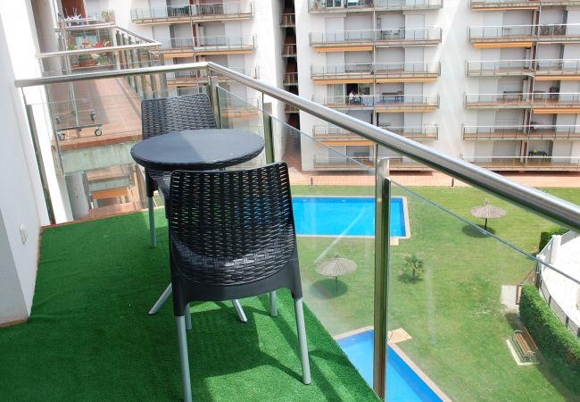Apartamento en Rosas / Roses - 3294 LES MARINES MESTRAL