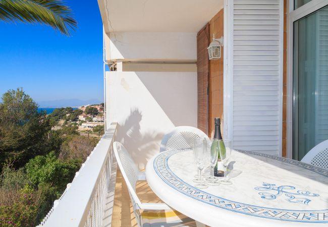 Apartamento en Salou - Apartamento de 1 dormitorios a125 mde la playa