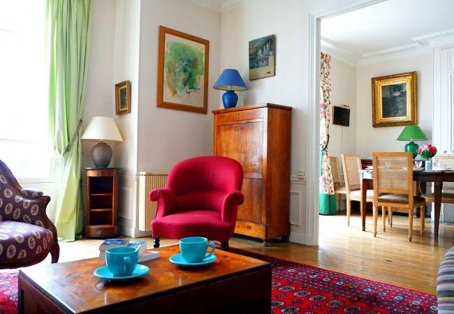 Apartamento en Paris ville - Square Desaix 75015 Paris - 315015