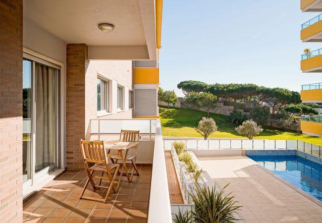 Apartamento en Quarteira - Apartamento de 1 dormitorios a250 mde la playa
