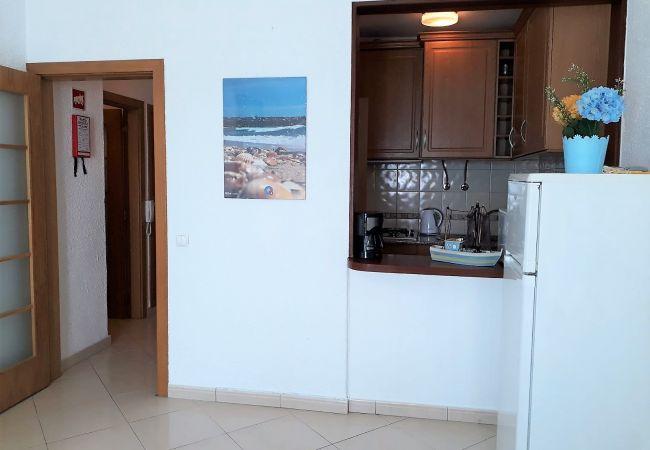 Apartamento en Quarteira - T1 QSol EXCELENTE LOCALIZAÇÃO WI-FI 4 PESSOAS
