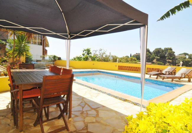 Casa en Santa Susana - ROS HomeHolidaysRentals Paradise - Costa Barcelona