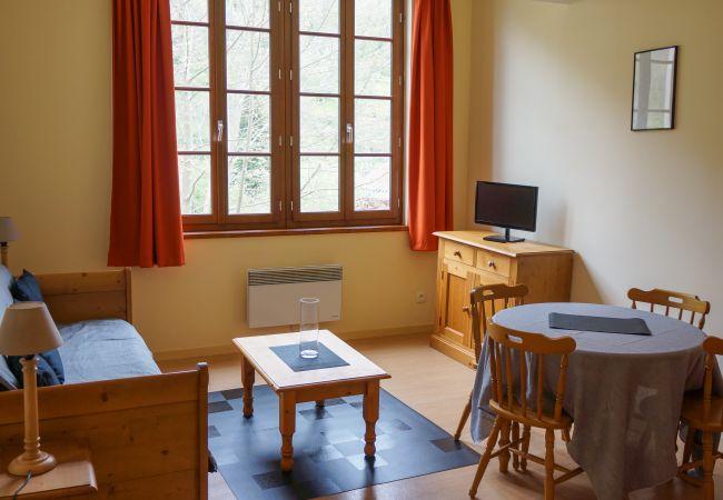Apartamento en Aulus-les-Bains - Apartamento para 4 personas en Aulus-les-Bains