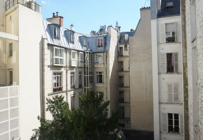 Estudio en París - Estudio en Paris ville