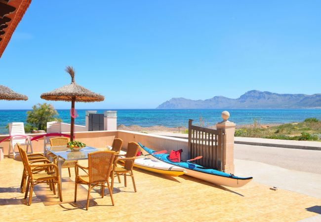 Casa en Son Serra de Marina - Son Serra - Chalet muy cerca de la playa y con vistas a la bahía 045