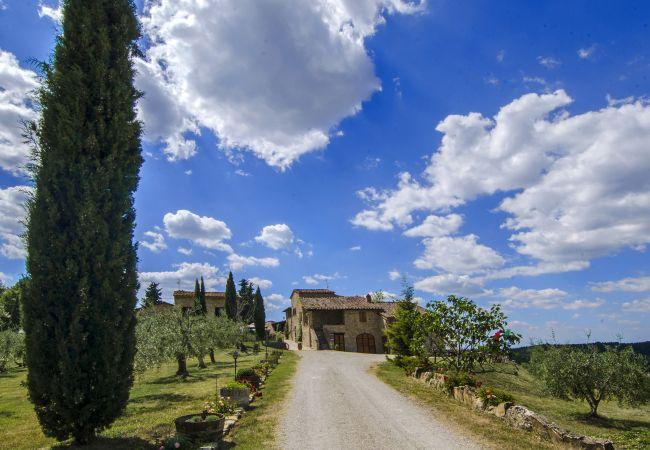 Apartamento en Castellina in Chianti - Il Villino della Rocca