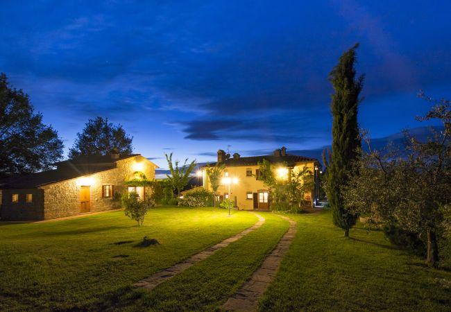 Apartamento en Monte San Savino - Bio Sun Organic