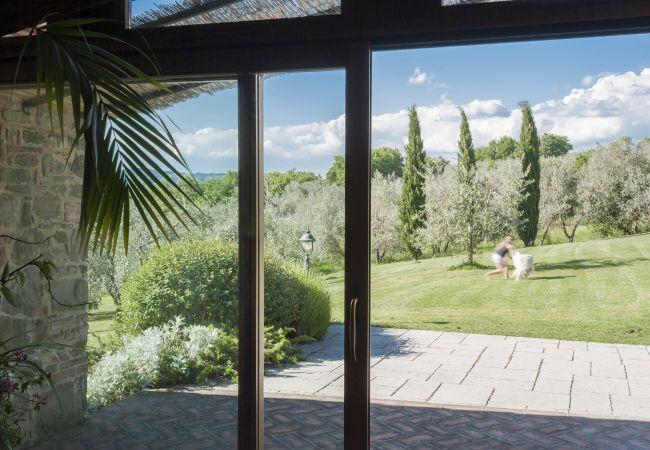 Villa en Monte San Savino - Bio Organic Villa