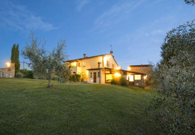 Apartamento en Monte San Savino - Bio Organic Twins