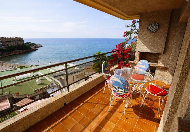 Apartamento en Salou - SALOUMAR 2  con vistas al mar, playa a 50m