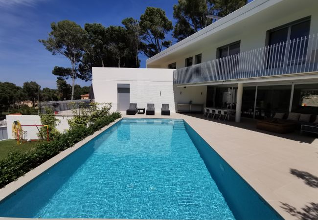 Villa en Pals - Can Cigonyes con piscina privada