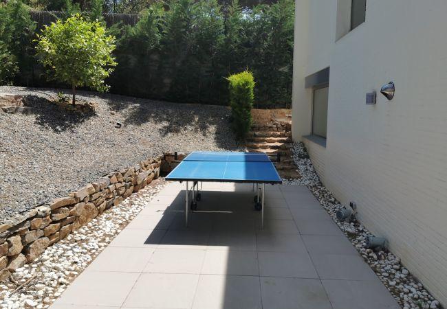 Villa en Pals - Villa de 4 dormitorios a1 kmde la playa