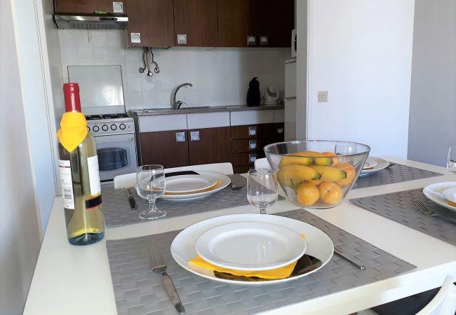 Apartamento en Quarteira - T1 Torre 20 6G MÁGICO 80M PRAIA WI-FI 4 PESSOAS