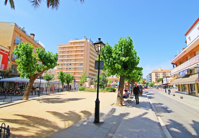 Apartamento en Calella - Next to beach, modern & comfortable SVM001