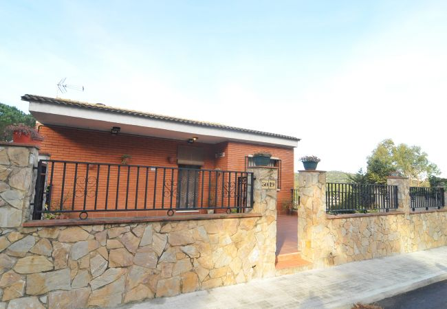 Casa en Sant Genis de Palafolls - OS HomeHolidaysRentals Violet - Costa Barcelona