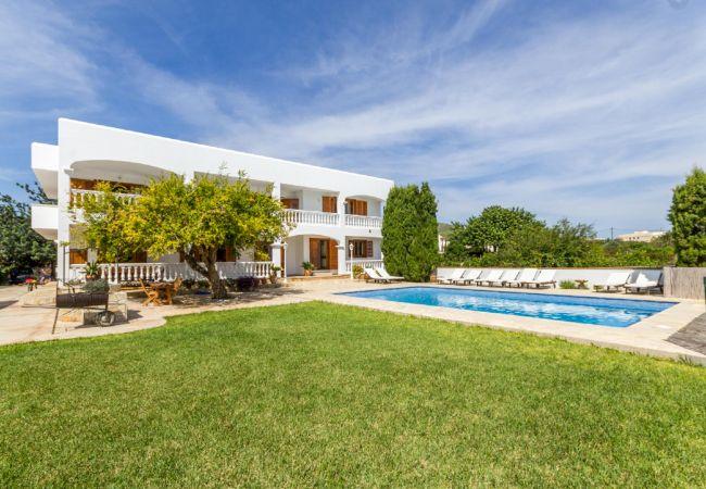 Villa en Sant Jordi de Ses Salines - Villa con piscina en Sant Jordi de Ses Salines