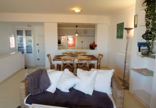 Casa adosada en Rosas / Roses - Casa adosada para 6 personas a450 mde la playa