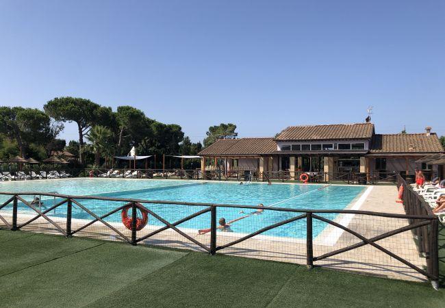 Apartamento en Cecina - Apartamento con piscina a3 mde la playa