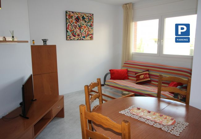 Apartamento en Empuriabrava - 0128-P.BANYULS 11 1º A +PRK EXT 9