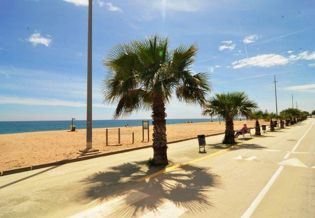 Apartamento en Malgrat de Mar - ROS HomeHolidaysRentals Malgrat IV- Costa Barcelon