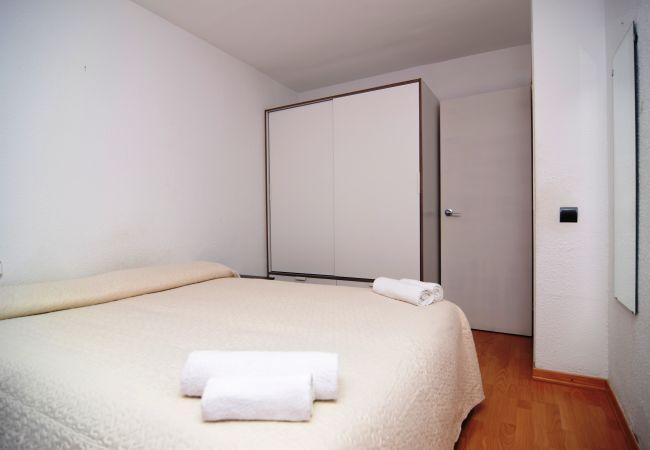 Apartamento en Malgrat de Mar - Apartamento con piscina a450 mde la playa