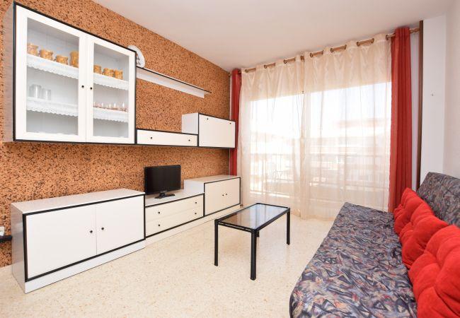 Apartamento en Pineda de Mar - Apartamento de 2 dormitorios a40 mde la playa