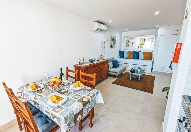 Apartamento en Portimão - Apartamento de 1 dormitorios a50 mde la playa