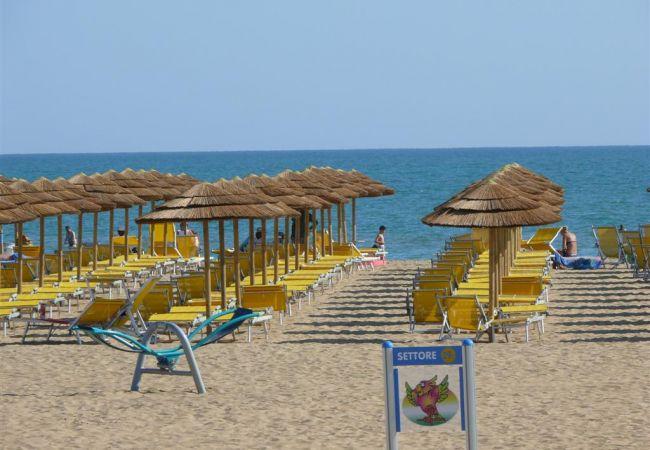 Apartamento en Bibione - Apartamento de 1 dormitorios a1 kmde la playa