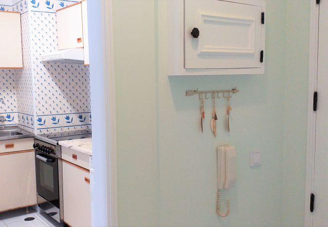 Apartamento en Quarteira - Apartamento de 1 dormitorios a200 mde la playa