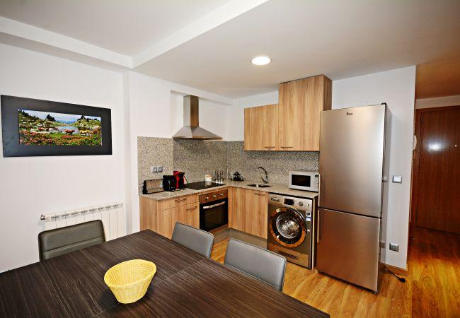 Apartamento en Arinsal - Apartamento LUX 4 personas