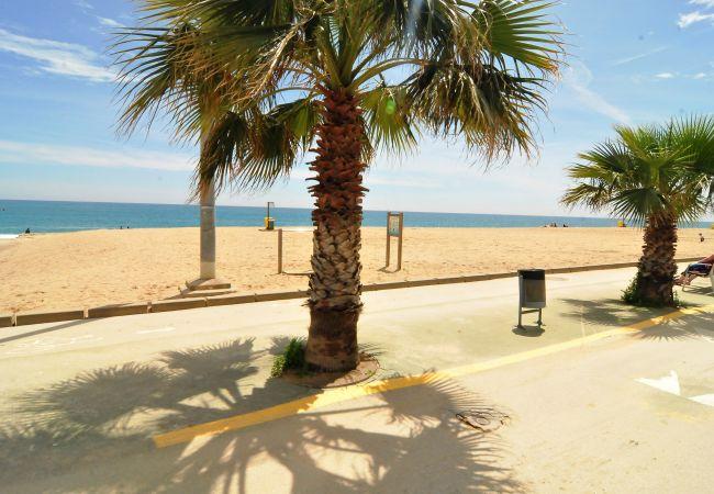 Apartamento en Pineda de Mar - Apartamento de 2 dormitorios a250 mde la playa