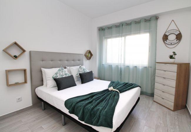 Apartamento en Portimão - Apartamento para 4 personas a100 mde la playa
