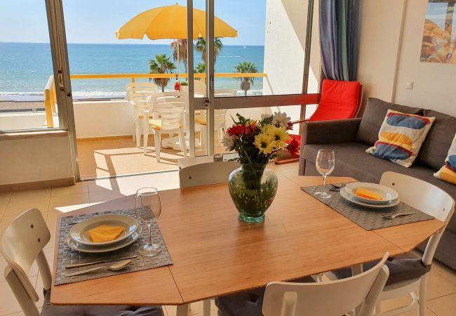 Apartamento en Quarteira - Apartamento de 1 dormitorios a7 mde la playa