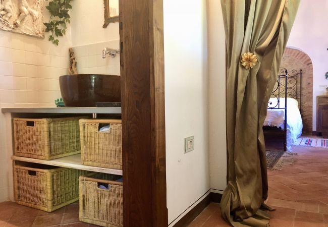 Apartamento en Guardistallo - Apartamento de 1 dormitorios en Guardistallo