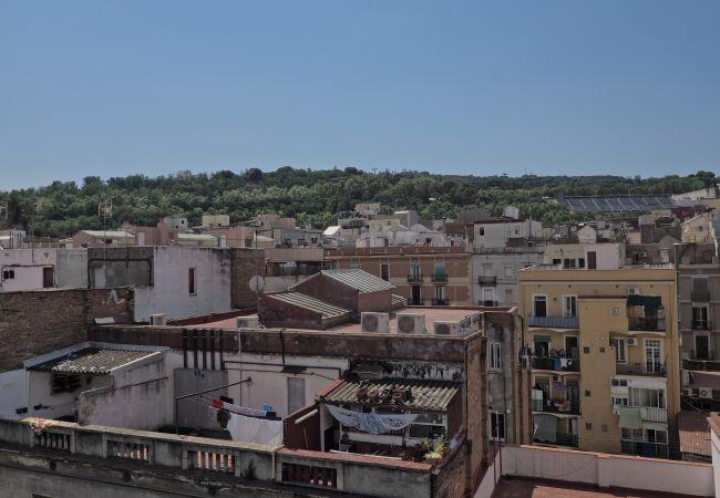 Estudio en Barcelona - Estudio para 3 personas en Barcelona