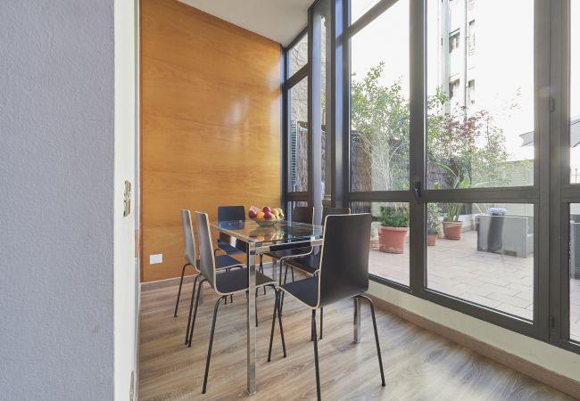 Apartamento en Barcelona - Apartamento para 7 personas en Barcelona