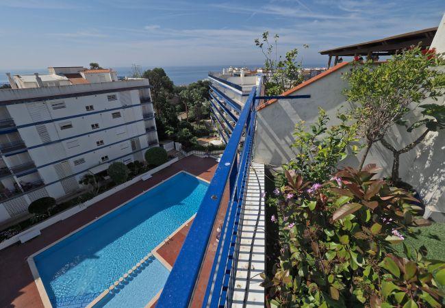 Apartamento en Sant Andreu de Llavaneres - Apartamento de 4 dormitorios a100 mde la playa