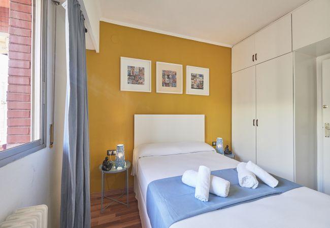 Apartamento en Barcelona - Apartamento para 4 personas en Barcelona